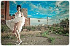 Fashion, fantasy, bridal, surreal, art, photography, cool