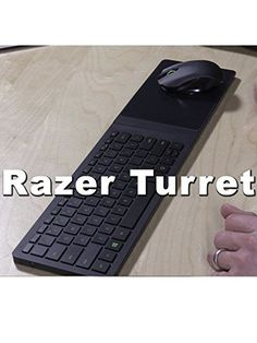 Razer Turret Review - Living Room PC gaming Keyboard & Mouse for Windows, Mac, Android, Linux