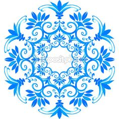 Vector Seamless Background With Watercolor Greek Design Pattern Stock Illustration 37016529