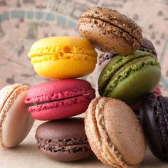 Truffles and Macarons from Paris