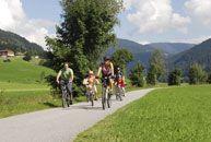 Ennsradweg Salzburg, Golf Courses, Country Roads