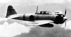 World War 2 Fighter Planes and Their Names | Japan's Mitsubishi A6M Rei-sen (zero fighter) fighter