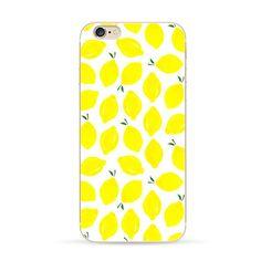 Lemon Drops Apple iPhone 6 4.7 Inch Soft Case Fruit