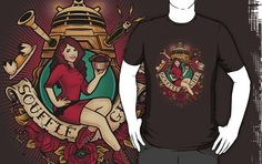 Soufflé Girl by MeganLara - Doctor Who T-shirt