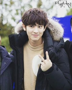 Excited for this !!! >_< #Missing9 tonight at 10 pm KST. Let's Watch this 😉📺 . Lee Yeol Fighting!!! 😍 • #real__pcy #ParkChanyeol #Chanyeol #찬열 #チャニョル #燦烈 #Pcy #Exo #Aeri #Pyromaniacs #HappyVirus #honeychan61