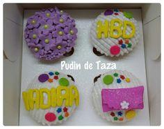 Cupcakes para dama