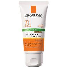 Protetor Solar Anthelios Airlicium FPS 70 Gel Creme Pele Morena 50g - Ultrafarma