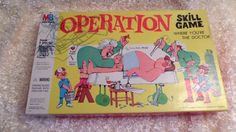 Classic Operation Game Used #NotApplicable