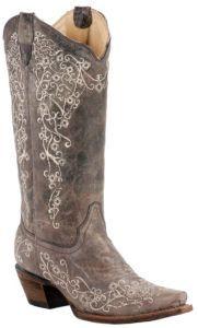 My wedding boots???