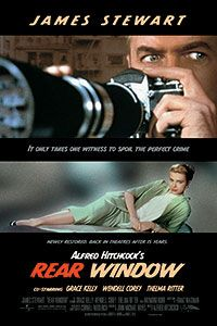 Cinemark Classic Series - Rear Window - 3.22.15 and 3.25.15 only