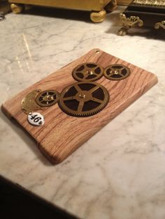 iGearz Hand Made Apple iPad Mini Steampunk Neo Victorian by iGearz, $59.99
