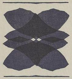 Apiece Apart Inspiration: 1960s Danish weaving from Dansk Brugskunst