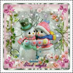 Good night sister and yours, have a peaceful night