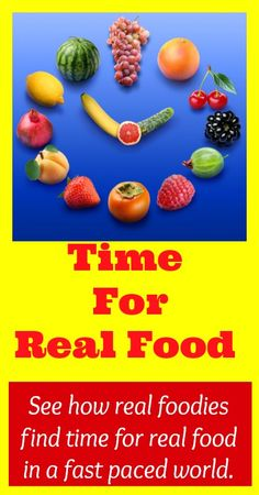 How do you make time for real food?  Share your story here and inspire others! {Real Food, Traditional Foods, Paleo, Primal, Real Food Vegetarian, Weston A Price}