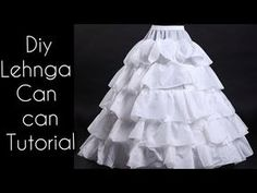 Designer party wear frill frock for baby girls easy tutorial - YouTube