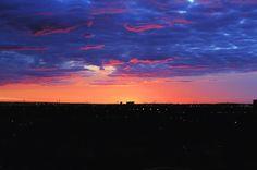 19/05 my balcony sunset  #sunset #nature #etsy #Narmina #art #work #etsyseller #colours #sun #toronto #canada #natureshots #home #handmade