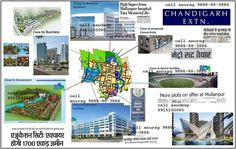 New chandigar planned by jurong-singapore