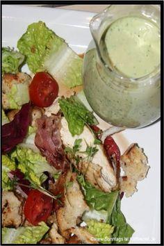 Cesar - Salat mit Paprika alla Jamie Oliver 15 Minuten