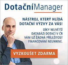 Dotační Manager - revoluční služba v dotačním poradenství
