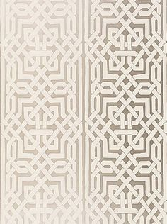 DecoratorsBest - Detail1 - Sch 5005932 - Malaga - Silver - Wallpaper - - DecoratorsBest