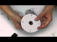 Prumihimo: How to make an elegant Kumihimo/netting necklace (Part 2 of 2)
