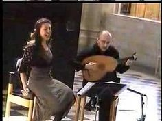 AIR (luitlied) Can she excuse my wrongs by John Dowland - YouTube