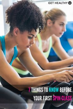 If you're new to spin, there are a few phrases to know, here are 7 popular spin class phrases and what they mean!