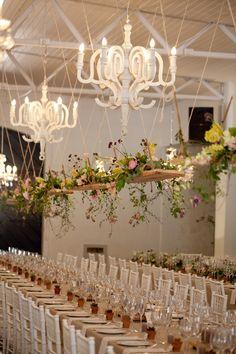 Top 10 Wedding Trends for 2016: Hanging Centrepieces   SouthBound Bride   http://www.southboundbride.com/wedding-trends-for-2016   Credit: Jilda G/Someday Soon/Okasie
