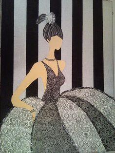 Cuadros de meninas diy y manualidades y pintura - Cuadro meninas moderno ...