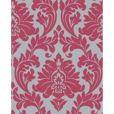 Majestic Wallpaper - Hot Pink via target.com