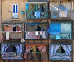 Urban Living by Julian_K - life in Alexandria, Egypt