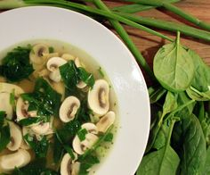 Asiatisk healing-suppe opskrift