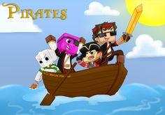 Minecraft Pirates   Games   Spiele   Jeux   Juegos
