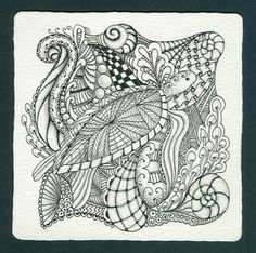 Dragonfly Tangle