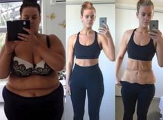 Haters Called This Woman's Weight Loss 'Fake', Until She Revealed This Shocking Selfie