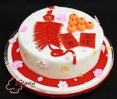 Resultado de imagen de chinese new year fondant