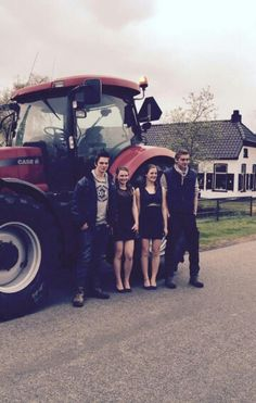With my beautyful farmers