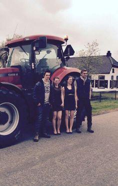 With my beautyful farmers