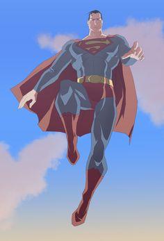 Super Hero a Day 02  by *will-Ruzicka