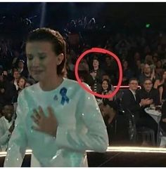 Ele a aplaudiu de pé ❤