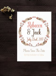 17 best wedding invitations and save the date cards images pallet rh pinterest com