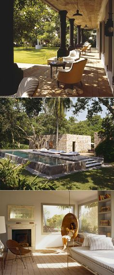 Maison Couturier resort / Veracruz, México