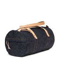 Duffle Bag - Vintage Selvedge Denim