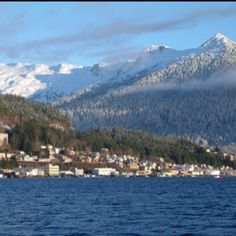 Ketchikan, AK. Such a beautiful place.
