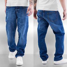 Cyprime Loose Fit Jeans blau