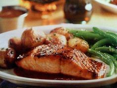 Pan Roasted Salmon photo