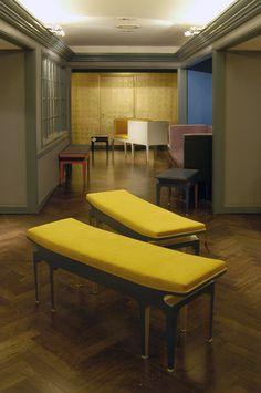 Caumont Interiors Furniture Show at Bergdorf Goodman - Design by Bruno de Caumont © 2006