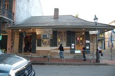 marie laveau house on bourbon street - New Orleans