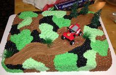mudding birthday cake - Google Search