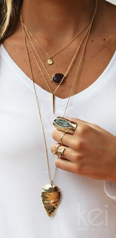 Lovely jewelry. Make sure the skin on your hands is ready for the attention with doTERRA Citrus Bliss Hand Lotion